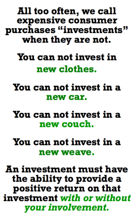 Invest Definition